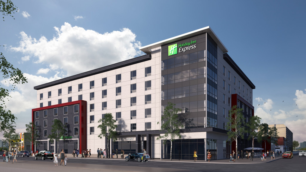 Holiday Inn Express, Oshawa