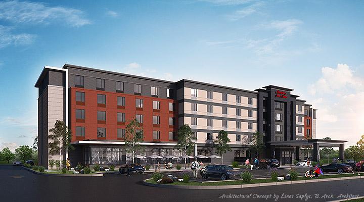 Hampton Inn & Suites - Bellville, Ontario