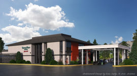 Marriott Towneplace Suites - London, Ontario