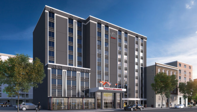 Lord Berri Montreal, QC - Renovation to Fairfield Inn & Suites by Marriott