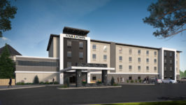 Vaughn, ON - Super 8 Conversion to Four Points by Marriott