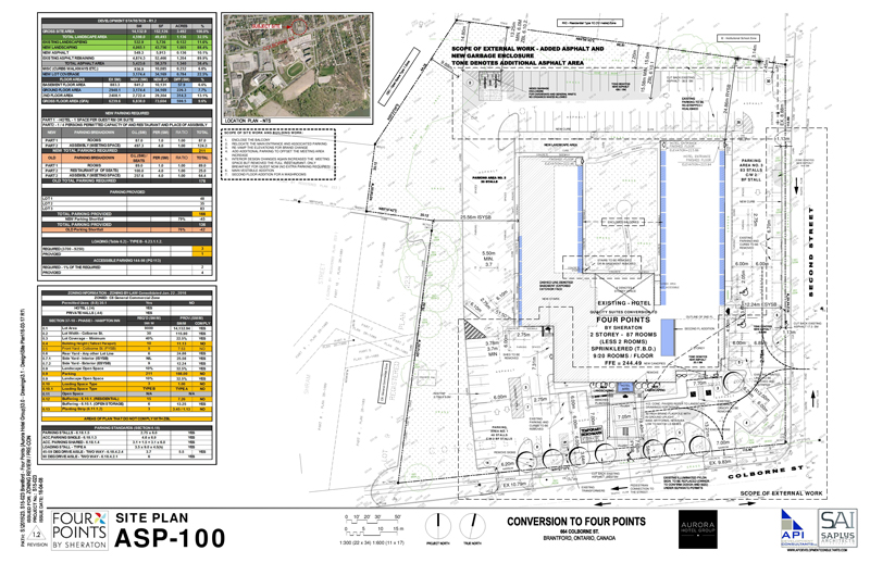 ASP-100r1.2-(4P-Brantford---Site-Plan-with-Zoning-Stats)-16-04-08-page-001