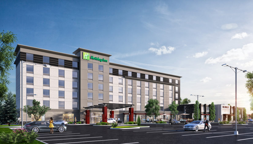 Edmonton, AB - Holiday Inn Conference