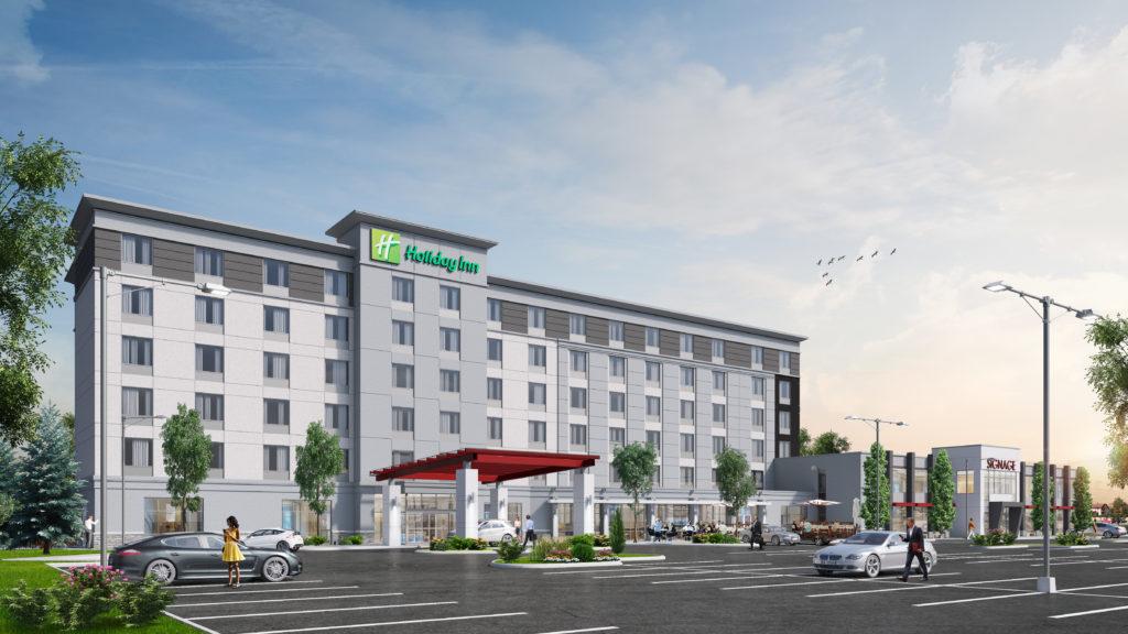 Edmonton, AB - Holiday Inn & Conference+CRU
