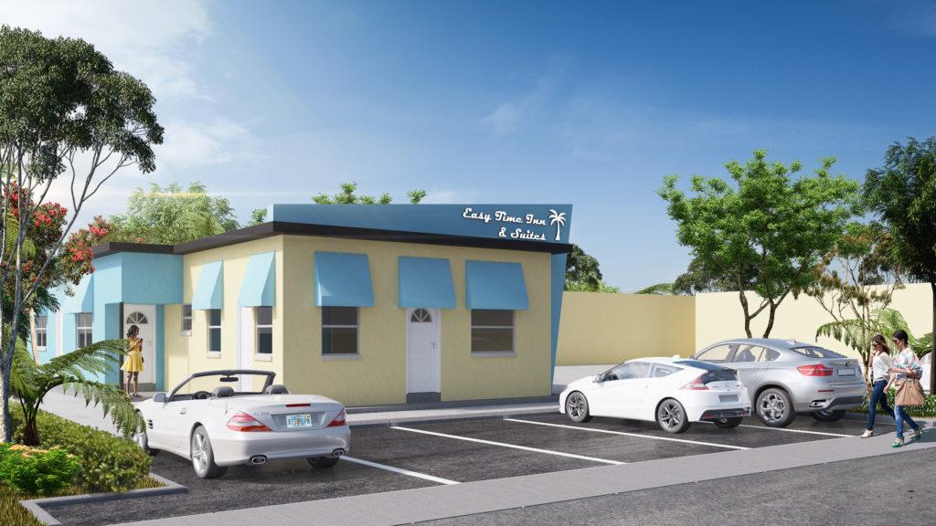 Ft. Lauterdale, FL - Eastward Strand Renovation