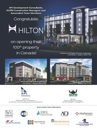 API Hilton Congrats AD