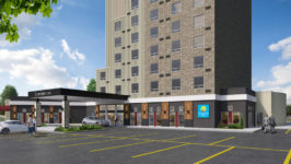 Etobicoke ON - Rexdale Comfort Inn Renovation