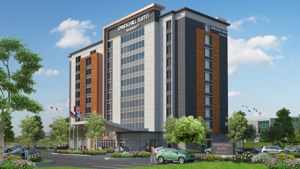 Mississauga, ON - Springhill Suites by Marriott