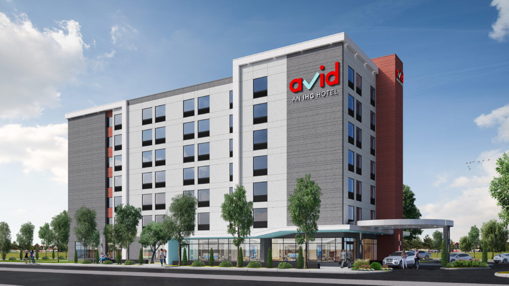 Oakville, ON- AVID by IHG