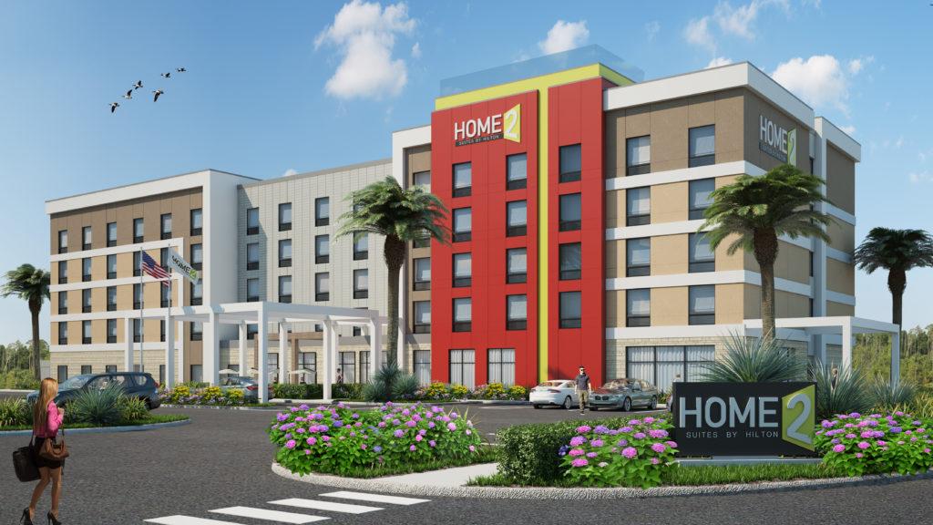 Tamarac, Florida - Hilton Home2