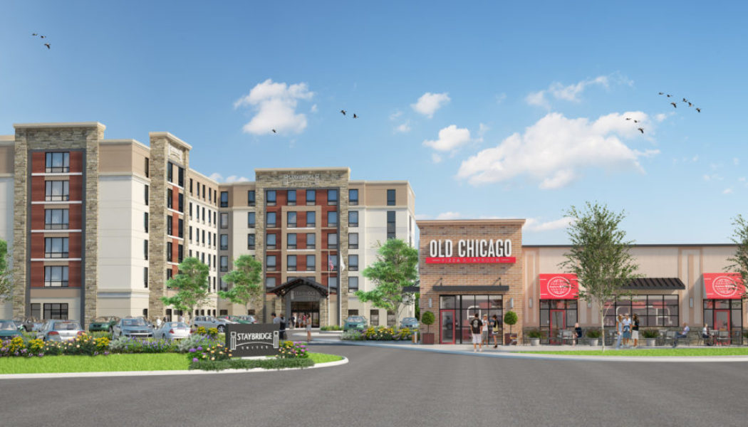 Whitestown, Indiana USA - IHG Staybridge & Suites - Commercial