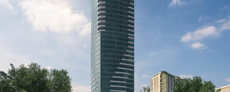 Hamilton, ON - Caroline & King Street Tower