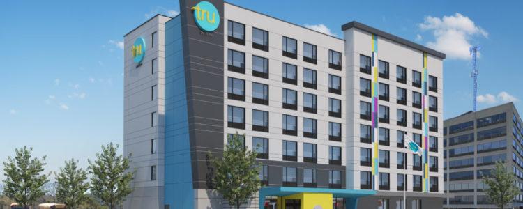 A19-048 Pointe Claire TRU Hotel- c