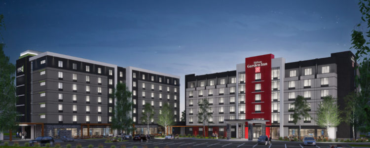 HGI & H2 (7 storey)(Steelwell Rd East-Night)
