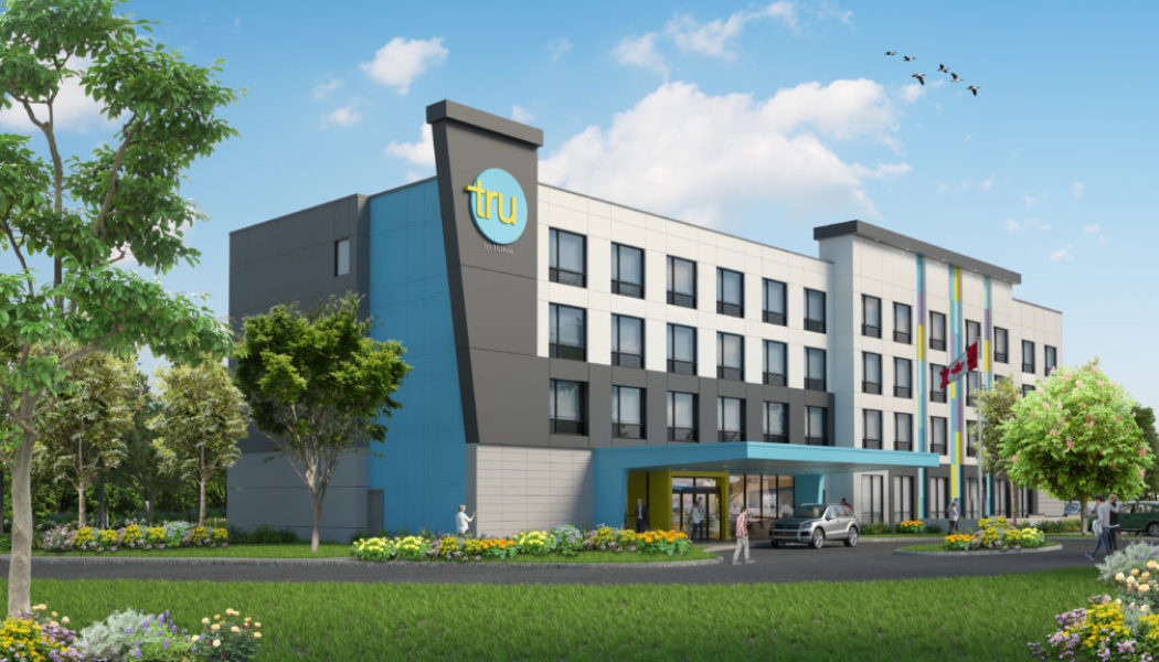 Gananonque, ON - TRU by Hilton Hotels