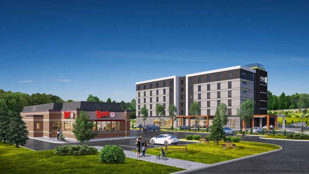 Huntsville, ON - Home 2 by Hilton