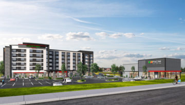 Mississauga Marriott Final Site Render