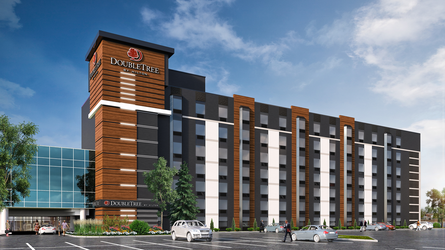 Dartmouth NS - DoubleTree Renovation