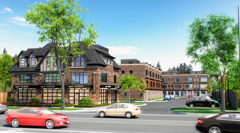 Ivy Condominiums Burlington