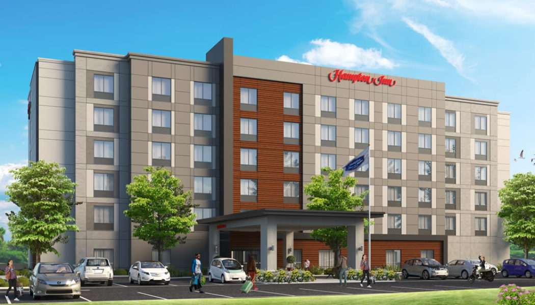 19-039 Cambridge Phase 2 - Hampton Inn Rendering 1